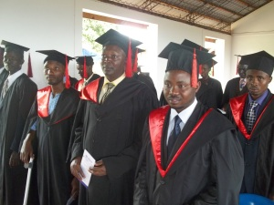 Pastor Timothy Graduation